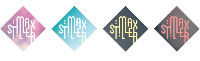 Logogestaltung für Max Stiller