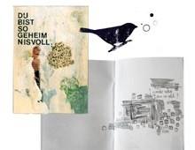 Skizzenbücher und Illustrationen
