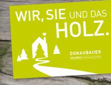 Donaubauer Holzbau Corporate Design