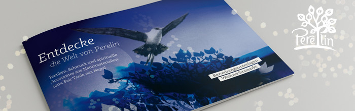 Öko-Broschüre für Perelin
